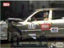 中国車の衝突試験