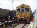 タイ メークロン駅