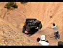 Jeep横転!