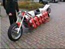 チェーンソーバイク